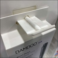 Bamboo Stylus Miniature Butterfly Hook