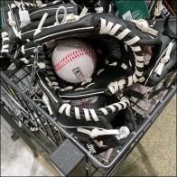 Children's Baseball-Glove-And-Ball Bulk-Bin