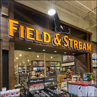 Field-&-Stream Interior Archway Branding