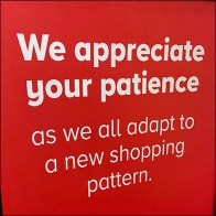 New Shopping Patterns Advisory In-Store