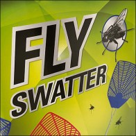 Pest-Free-Living Fly Swatter Display