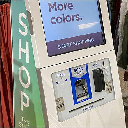 Kohl's More-Ways-To-Shop In-Store Checkout