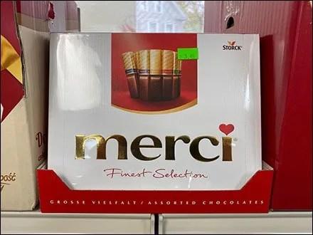 Merci Finest-Selection Assorted Chocolates