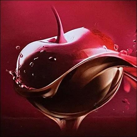 Mieszko Chocolate-Cherry Piano-Case Branding