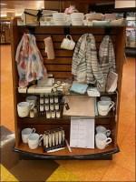 Seasonal Slatwall Sales Island Merchandising