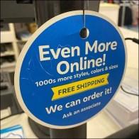 H&M Cashwrap Cross-Sell To Online Sales