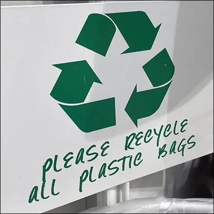 H&M Mobile Bag-Recycling Bag Cart