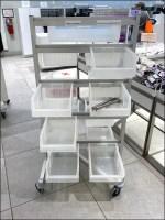 H&M Returns vs Stocking Caddie-Cart