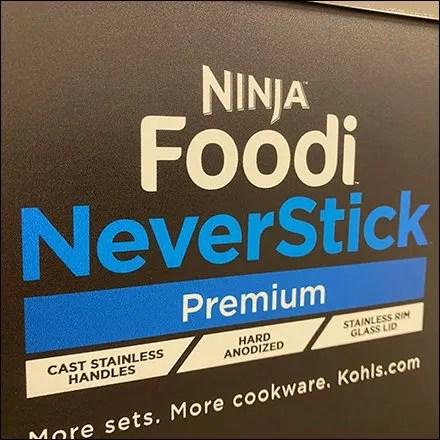 Kohl's Ninja Foodi Frying Pan DisplaySquare1