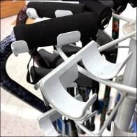 Cane-Center Individual Cane Saddle