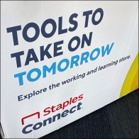 Staples-Connect Tech Tools For Tomorrow