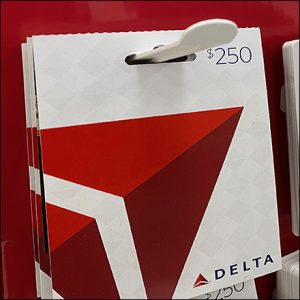 $250 Airline Gift Card Promotion