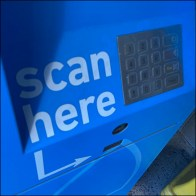 Lowes BOPIS Pickup Scan-Here Access