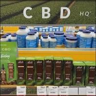 Vitamin-Shoppe CBD Headquarters Inline Display