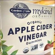 Garden-of-Life Organic Gummies Endcap