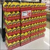 French's Mustard Mass Merchandising Display