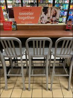 Sweeter-Together Dining Counter In-Store