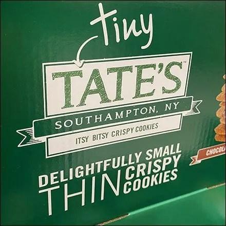 Tiny-Tate's Crispy Cookies Stackable Display