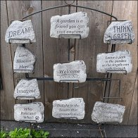 Engraved Plaque Quotes Selection