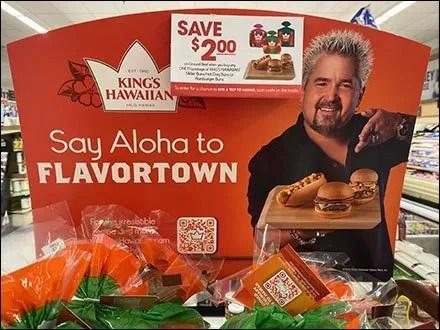 King's Hawaiian Padded Coupon Offer