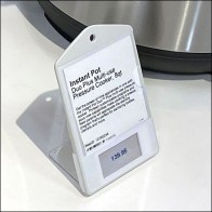 Macy's Instant Appliance Electronic-Price-Ticket
