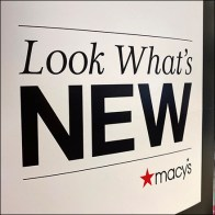 Macy's Instant Small Appliance Display