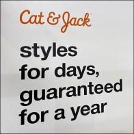 Cat-&-Jack Back-to-School Style Guarantee
