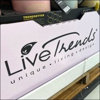 Live-Trends Plant Assortment Corrugated Display