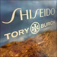 Ulta Tory Burch Shiseido Sunscreen Display