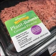 Wegman's Fresh Plant-Based Ground Protein