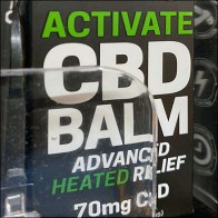 MX CBDMuscle Balm Merchandising