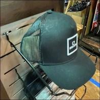 Zumiez Open-Wire Slotwall Hat Tray