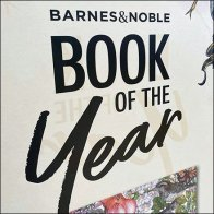 Barnes & Noble Book-of-the-Year Banner