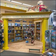 Barnes & Noble Gifts-And-Games In-Store Nook