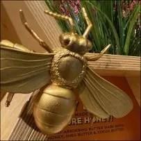 Honey Wildflower Honeybee Hero