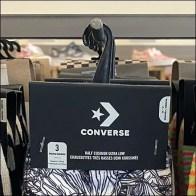 Median Converse Sock Display Rack