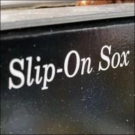 DSW Slip-on-Sox Footsies Dispenser