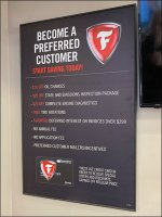 Preferred Customer Benefits Merchandising