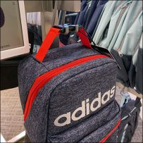 Adidas Square-Bar S-Hook Outfitting