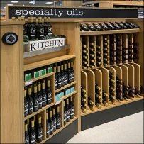 Market 32 Specialty Oils Panoramic Display