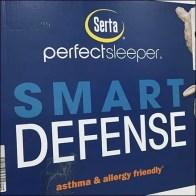 Serta Smart Defense Pillow Bulk-Bin Pallet