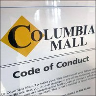 Columbia Mall Code-of-Conduct Declaration