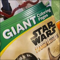 Giant Coloring Book Specialty Merchandising