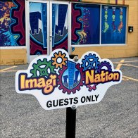 Imagi-Nation Playland Guests-Only Parking