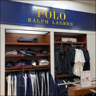 Polo Ralph Lauren Apparel Recessed Alcoves