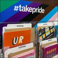 Take-Pride Card Collection #Hashtag