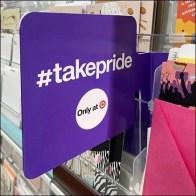 Take-Pride #Hashtag Promo Flag