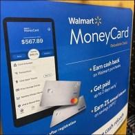 Reloadable Debit-Card Oversize Dimensional Sign