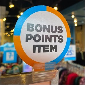 Bonus Points Rewards Program