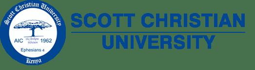 Image result for Scott Christian University logo
